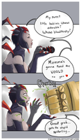 Elise - ARAM Adventures by FarahBoom