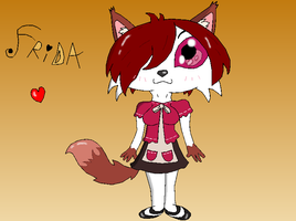 Frida the Fox by psylvia