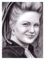 Crystal Bowersox drawing by xnicoley