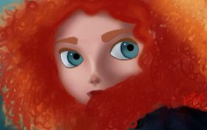 Merida by Luciand29
