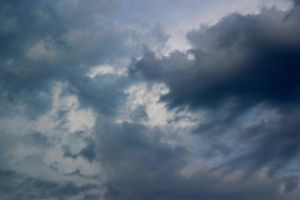 blue clouds stock 03 by elisafox-stock
