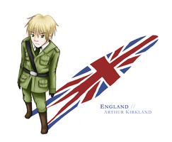 APH - England by Mosrael-the-Waker