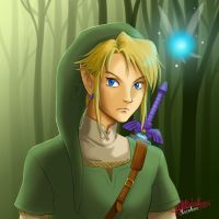 .:Link:. by RavenAnime