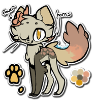Starrkledog Custom Cat by ThisAccountIsDead462