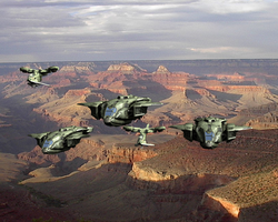 UNSC air power by Cm7372