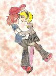 Red Hat by hopelessromantic721