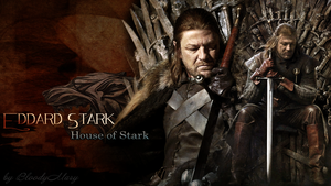Ned Stark by BloodyMary-NINA