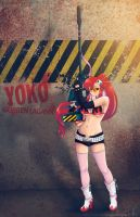 Yoko by peace-of-hope