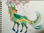 Contest Entry: The King of Vernal Equinox by Phoenixmaster13