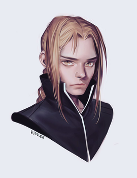 Edward Elric by mior3e