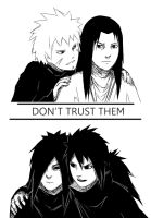 Don't Trust by k1deki