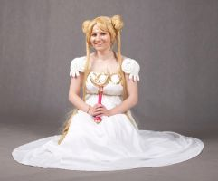 Princess Serenity 2 by SakuraiSasuke