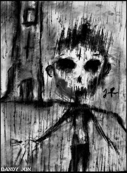 Death Boy: The Bleakness and Beyond by Dandy-Jon