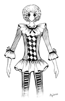 Jester Outfit Design by the-sinister