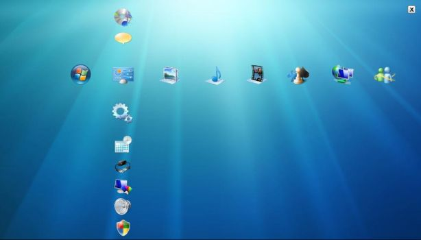 Windows 7 for PS3 by autonami