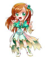 Points Chibi: Holly by MidoriGale
