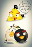 Bomb the Chick Magnet by Oceanegranada
