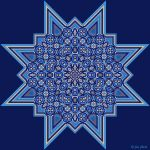 MedievalBlue-Starflower by janclark