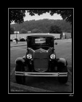 Old Ford in Guntown by yankeedog