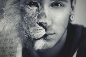 Don't run from who you are. - Aslan by dreamatt