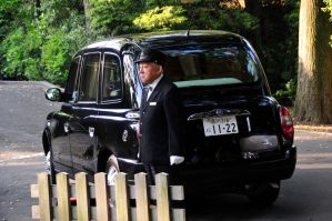 Japanese Wedding Chauffeur by AndySerrano