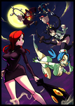 Skullgirls by Crabhearst