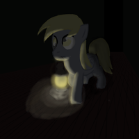 Derpy in Amnesia by mmtOB3
