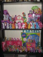 My little pony friendship is magic collection by Twilightberry