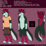 Tamex 2014 Reference Sheet by Miffet