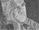 Old man by juannando12