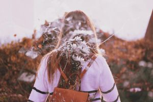 thistles and weeds by young-fascination