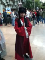 ECCC - Mai of the Fire Nation by DragonSoliloquy