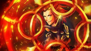 Axel Wallpaper by soaro