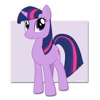 Twilight Sparkle by Legacy350