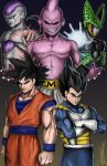 Dragonball Z- Sagas by AveryMoneco