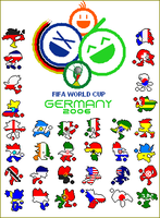 World Cup 2006 by Healckles