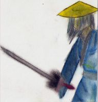 Samurai of the mist by Constraticron