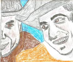 Brokeback Mountain by Buhla