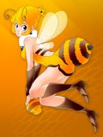 Peach and Honey by Kevichan