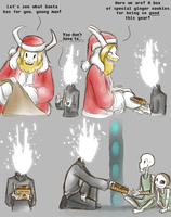 You're actually getting a lump of coal by zarla