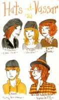 Jigamaree 6 - Hats the 2nd by Raire