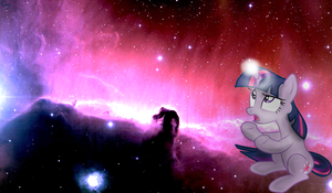 Space twily by BlackBassCry