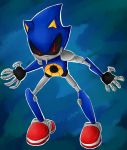 Metal Sonic by OtakuGirl98