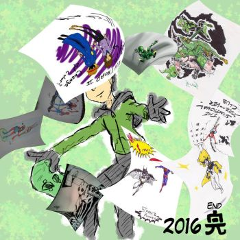 Best of the Year (APR-DEC) by TheGreenPiece