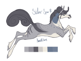 Silver Spoon Reference Sheet by Kama-ItaeteXIII