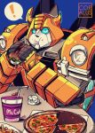 TF: Bumblebee by c0ralus