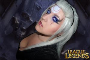 League Of Legends: Diana The Scorn Of The Moon II by DarkAmyLee