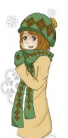 Winter Outfit by FirstTheWorst