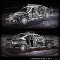 Chevy Impala wire by Schaefft