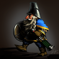 Thorin by Helgezone